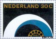 Nederland NL 773  1962 Automatisering telefoonnet 30 cent  Gestempeld
