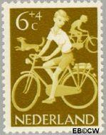 Nederland NL 780  1962 Kinderactiviteiten 6+4 cent  Gestempeld