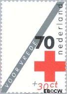 Nederland NL 1292  1983 Rode Kruis- doelstellingen 70+30 cent  Gestempeld