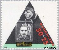 Nederland NL 1340  1985 Kind en verkeer 50+25 cent  Gestempeld