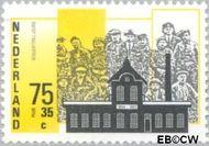 Nederland NL 1374  1987 Industriële Monumenten 75+35 cent  Gestempeld