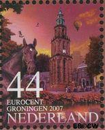 Nederland NL 2492a#  2007 Mooi Nederland- Groningen  cent  Gestempeld