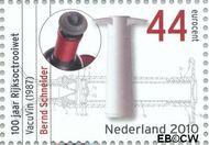 Nederland NL 2700  2010 Rijksoctroowet 44 cent  Gestempeld