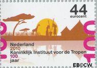 Nederland NL 2709  2010 Koninkklijk Instituut voor de Tropen  cent  Gestempeld