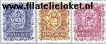 POR 887#889 Postfris 1960 Evora- Universiteit