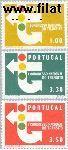 POR 974#976 Postfris 1965 Nationale verkeerscongres