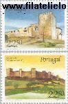POR 1699#1700 Postfris 1986 Burchten en sloten