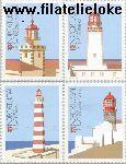 POR 1723#1726 Postfris 1987 Int. Postzegeltentoonstelling CAPEX