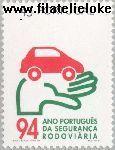 POR 2031# Postfris 1994 Nat. Jaar veiligheid in het verkeer