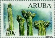 Aruba AR 226  1999 Cactussen 70 cent  Gestempeld