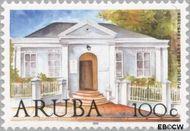 Aruba AR 236  1999 Bibliotheken 100 cent  Gestempeld