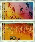 Berlin ber 645#646  1981 Voor de sport  Postfris