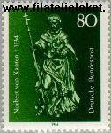 Bundesrepublik BRD 1212#  1984 Xanten, Norbert von  Postfris