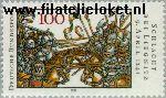Bundesrepublik BRD 1511#  1991 Slag bij Leignitz  Postfris