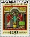 Bundesrepublik BRD 1610#  1992 Ludger, St.  Postfris