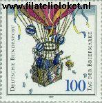 Bundesrepublik BRD 1638#  1992 Dag van de Postzegel  Postfris