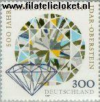 Bundesrepublik BRD 1911#  1997 Edelstenengebied Idar-Oberstein  Postfris