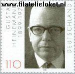 Bundesrepublik BRD 2067#  1999 Heinemann, Gustav  Postfris