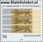 Bundesrepublik BRD 2248#  2002 Baden-Württemberg  Postfris