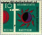 Bundesrepublik BRD 397#  1963 Martyrum  Postfris
