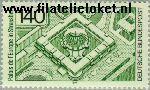 Bundesrepublik BRD 921#  1977 Palais de l' Europe  Postfris