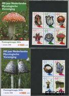 Nederland NED M383  2008 Mycologische Vereniging  cent  Postfris