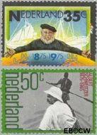 Nederland NL 1073#1074  1975 Diversen  cent  Gestempeld