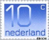 Nederland NL 1109  1976 Cijfer type 'Crouwel' 10 cent  Postfris