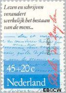 Nederland NL 1154  1978 Cultuur 45+20 cent  Postfris