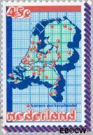 Nederland NL 1181#  1979 Kamer van Koophandel   cent  Gestempeld
