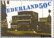 Nederland NL 1204  1980 Verkeer en vervoer 50 cent  Gestempeld