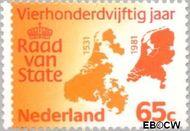 Nederland NL 1227#  1981 Raad van State  cent  Gestempeld