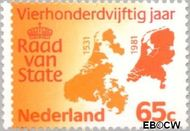 Nederland NL 1227#  1981 Raad van State  cent  Postfris