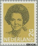 Nederland NL 1245  1982 Koningin Beatrix- Type 'Struycken' 200 cent  Gestempeld