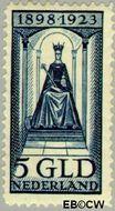 Nederland NL 131  1923 Koningin Wilhelmina- Regeringsjubileum 500 cent  Ongebruikt