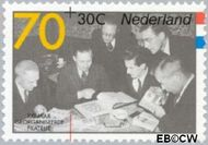 Nederland NL 1311  1984 Postzegeltentoonstelling FILACENTO 70+30 cent  Gestempeld