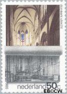 Nederland NL 1355  1986 Utrecht 50 cent  Postfris