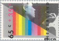 Nederland NL 1364  1986 Kunnen 65+35 cent  Postfris