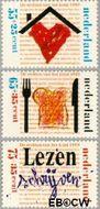 Nederland NL 1435#1437  1989 Rechten Kind  cent  Gestempeld