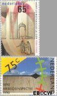 Nederland NL 1440#1441  1990 Diversen  cent  Gestempeld