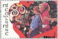 Nederland NL 1485  1991 Kinderspelen 80+40 cent  Gestempeld