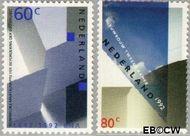 Nederland NL 1525#1526  1992 Diversen  cent  Gestempeld