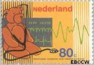 Nederland NL 1530  1992 Ned. Ver. Kindergeneeskunde 80 cent  Gestempeld