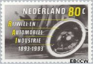 Nederland NL 1545  1993 RAI 80 cent  Gestempeld