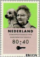 Nederland NL 1559  1993 Ouderen 80+40 cent  Postfris