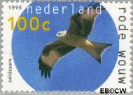 Nederland NL 1651  1995 Roofvogels 100 cent  Gestempeld
