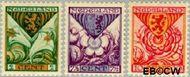 Nederland NL 166#168  1925 Provinciewapens   cent  Postfris