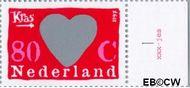 Nederland NL 1709f  1997 Kraszegels 80 cent  Gestempeld