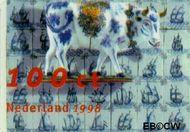Nederland NL 1747  1998 Priority 100 cent  Gestempeld