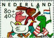 Nederland NL 1786  1998 Kinderfeesten 80+40 cent  Postfris